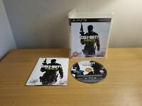 PLAYSTATION 3 - CALL OF DUTY MODERN WARFARE 3 - COMPLETE WITH MANUAL - FREE P&P