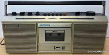 Vintage PIONEER SK-100 PORTABLE RADIO CASSETTE
