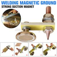 Welding Magnet Head Magnetic Head Welder Ground Wire Metal Repair Machine  j ∩