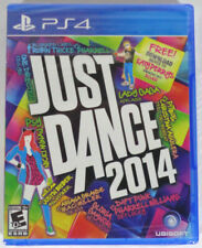 Just Dance 2014 PlayStation 4 Video Game NEW Sealed PS4 Sony Ubisoft