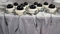 Job Lot 10x UNTESTED Pelco is20-dnv10sx CCTV Dome Cameras Grade B For Parts Non