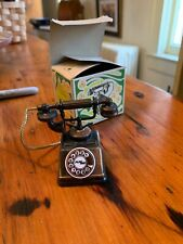 Vintage Play Me Miniature Old Telephone Pencil Sharpener Made In Spain V44