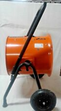 Profusion Heat 3-phase Industrial Salamander Heaters With Cart 51,195 Btu