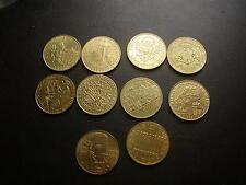20 Schilling Komplettserie 1993  10 Münzen ) Österreich Gedenkausgaben W/17/364