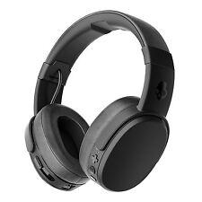 NEW Skullcandy Crusher Wireless Bluetooth Over-Ear Headphone with Mic - Black