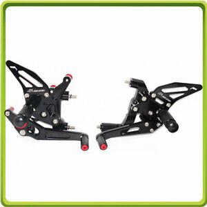 Für Ducati 899 Panigale 2014-2015 Fußrastenanlage Fußrasten Rearsets Foot pegs