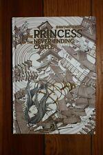 Princess of the Never-Ending Castle Shintaro Kago Shibari Erotic Horror Manga NM