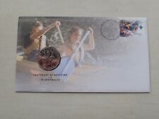 Australia Stamps PNC 2008 Centenary of Scouting