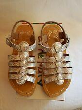 Mädchen Ballerinas Leder Spangenschuhe Strass NEU Kinder Schuhe @2806 KB