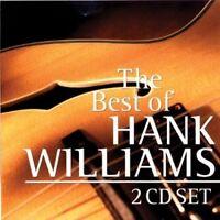 Hank Williams Best of (20 tracks) [2 CD]