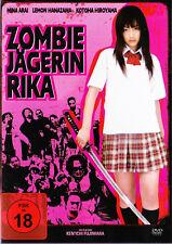 Zombie Jägerin Rika - DVD - Neu und originalverpackt