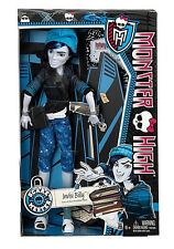 "MONSTER HIGH Scare Mester_INVISI BILLY 9 "" Fashion Doll_Son of the Invisible Man"