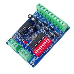 DMX 512 6CH RGB Decoder 6 Channel 4A/CH Controller For LED 5050 RGB Strips
