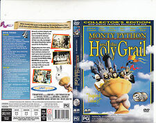 Monty Python And The Holy Grail-1974-Graham Chapman-[2 Disc LMT Ed]-Movie-DVD
