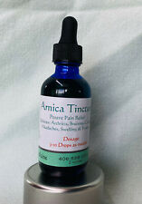 Arnica Tincture ~ Powerful Pain Relief, Baldness, Warms & Soothes.  2 oz.