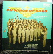 The Naval Aviation Cadet Choir: ON WINGS OF SONG (1955) URANIA UR 9018