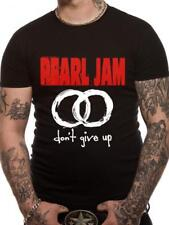 OFFICIAL LICENSED - PEARL JAM - DON'T GIVE UP T SHIRT GRUNGE METAL