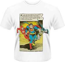 Dc Originals Superman Batman Flash Trio T-Shirt Homme / Man Taille / Size XL