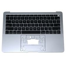 NEW Top case Keyboard Palm Rest Space Gray MacBook Air 13...