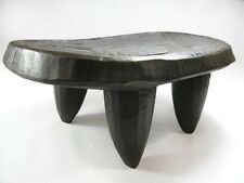 Petit tabouret artisanal sénoufo - no ashanti lobi akan - senufo stool