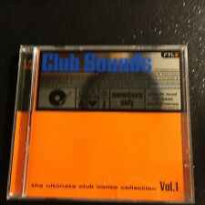??? / Club Sounds Vol. 1 / The Ultimate Club Dance Collection / ?? 1997