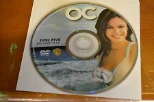 The OC Third Season 3 Disc 5 Replacement DVD Disc Only *****