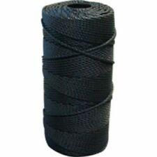 Lee Fisher Tnbb-18 Size 18 1 lb Braided Black Twine 950 Ft 115 Test