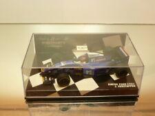 MINICHAMPS SIMTEK FORD S951 #12 JOS VERSTAPPEN 1995 - 1:43 - EXCELLENT IN BOX