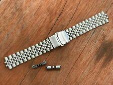 seiko jubilee 22MM bracelet for seiko 7S26-0020 Skx007K2 Skx009K2 Skx007 Skx009
