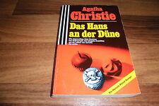 Agatha Christie -- das HAUS an der DÜNE // mit Hercule Poirot in 1. Auflage 1991