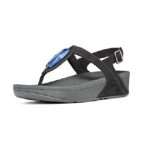 Women's Ladies FitFlop Body sculpting Sandals flip-flops US Size:5 6 7 8 9