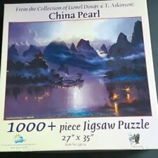 China Pearl BY LIONEL E. DOUGY and T ATKINSON - Complete - SUNSOUT PUZZLE