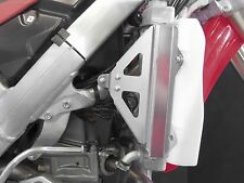 Works Connection Radiator Braces Pair Aluminum Honda CR85R 2003-2007