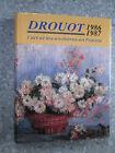 Drouot 1986-1987. l'art et les enchères en France