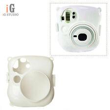 Protect Bag Case for Fuji FujiFilm Instax MINI 25 Polaroid Camera Crystal White