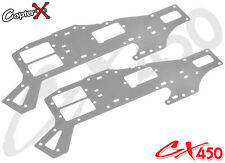 CopterX CX450-03-23 Aluminum Upper Frame Align T-rex Trex 450 SE AE