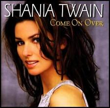 SHANIA TWAIN - COME ON OVER CD ~ AUSSIE RELEASE w/BONUS Trx ~ 90's COUNTRY *NEW*