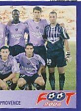 N°505 EQUIPE TEAM 2/2 # FC.ISTRES VIGNETTE STICKER  PANINI FOOT 2006