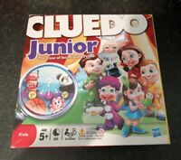 JUNIOR CLUEDO CASE OF THE MISSING PRIZES COMPLETE LOVELY CONDITION HASBRO 2012