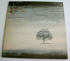 GENESIS WIND & WURTHERING UK PRESS LP A2/B3 TEXTURED SLEEVE + INNER PROG EX/EX