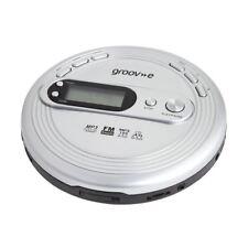 Groov-e Retro-serie Persönlichen CD MP3 Player Mit FM Radio Discman Walkman Neu