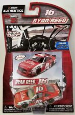 2017 Wave 9 NASCAR Authenics #16 Ryan Reed 1:64 Scale Ford Mustang Raced Version