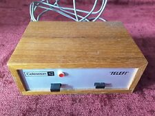 VIntage Celestion Telefi radio/tv in out controller box Rola Dinosaur ELectronic
