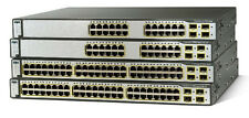 Cisco Ethernet Switch Rack Mountable Enterprise Network Switches