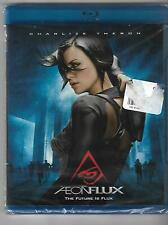 Aeon Flux (Blu-ray, 2006) Brand New Sealed Charlize Theron