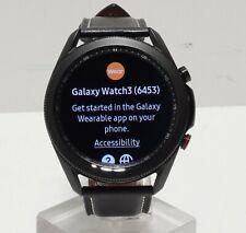 Samsung Galaxy Watch 3 45mm (Bluetooth + WiFi + LTE) SM-R845U (Used)