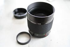 Minolta RF Rokkor 250mm / f 5,6 Spiegel-Teleobjektiv *neuwertig*