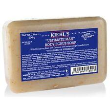 Kiehls Ultimate Man Body Scrub Soap 7 oz Sealed