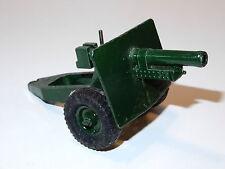 BRITAINS LEAD #1705 25 POUNDER FIELD GUN 1940s ENGLAND