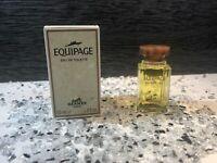 Hermes Equipage EDT 10ml Herren Miniatur - Parfumminiaturen bei flacons24